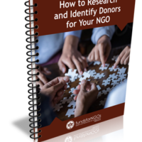 How to Research and Identify New Donors for your NGO