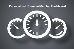 Premium Member Dashboard