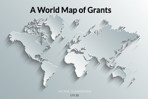 A World Map of Grants