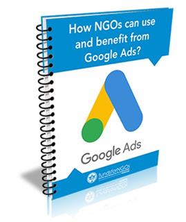 How NGOs can use and benefit from Google Ads?