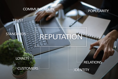 Online Reputation Management for NGOs