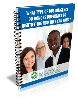 Due Diligence by Donors