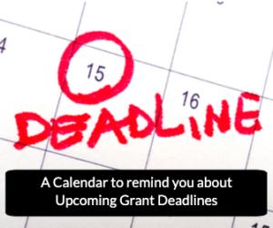 Grants Calendar