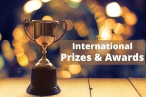 International Awards & Prizes to win Cash Money & Recognition for your Incredible Work