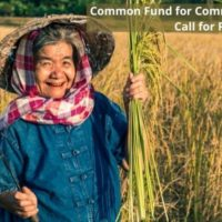 Common Fund for Commodities: Grants of up to USD 120,000