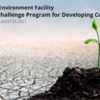 GEF seeking Project Concepts for $10M Challenge Program
