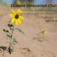 US$150,000 Funding Available for strengthening Climate Resilience in South Asia